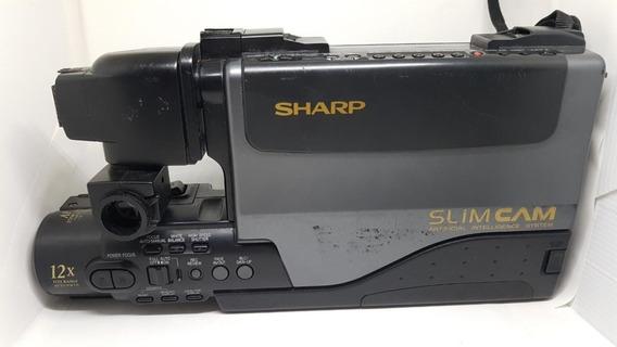 Câmera Filmadora Sharp Vl-l50b Pl753