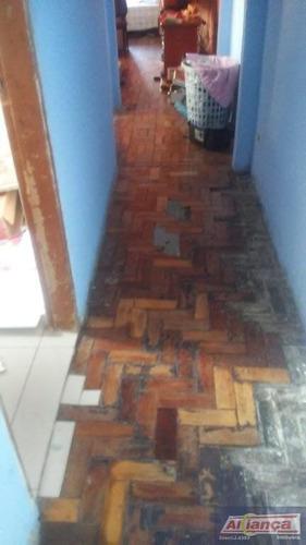 Imagem 1 de 15 de Casa Com 2 Dormitórios À Venda, 148 M² Por R$ 350.000 - Vila Silveira - Guarulhos/sp - Ai10848