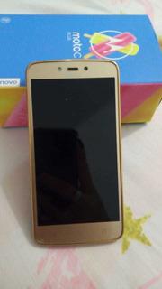 Celular Moto C Plus 8gb. Com Tv Digital