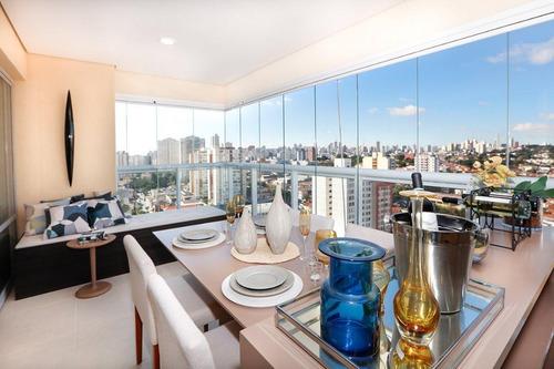 Apartamento Com 3 Dormitórios À Venda - Vila Romana - São Paulo/sp - 14156
