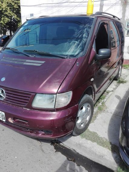Mercedes Benz Viano 2.2 220 Cdi 7 Pax At 2002