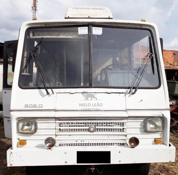 Micro Ônibus Marcopolo, Ideal Para Pescadores - 80/80
