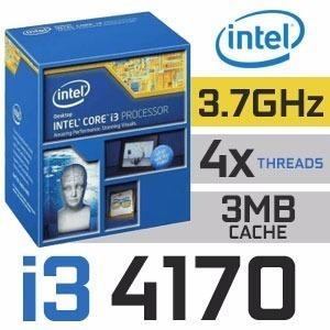 Processador Intel Core I3 4170 3.70ghz 3mb Lga1150 4ªg Usado