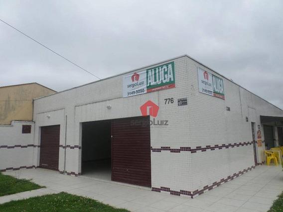 Loja Comercial Para Locação No Boqueirão - Lo0036 - Lo0036