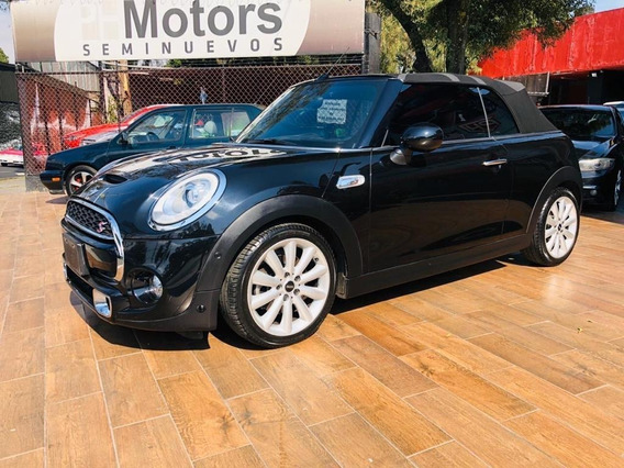 Mini Convertible 2017 S Hot Chili