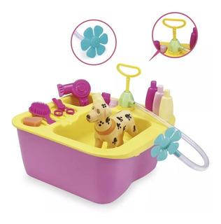 Juguete Para Bañar A Tu Mascota Acqua Pet Lionels Creciendo