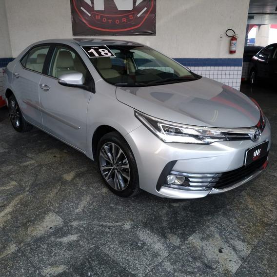 Toyota Corolla 2.0 Altis Flex Multi-drive S 2018