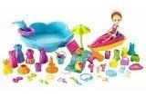 Polly Pocket! Día De Modas En La Playa Bhj62 Juguete Niña