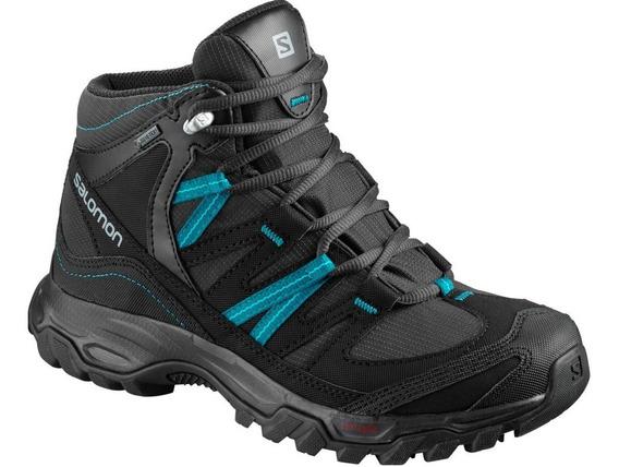 Bota Feminina Salomon - Mudstone Mid 2 Gtx® - Hiking