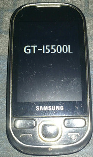 Samsung Galaxy 5 (gt-l5500l) 3g Personal Usado Funciona Ok