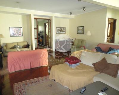 Casa Em Condomínio Fechado A Venda No Bairro Gramado. Imobiliária Em Campinas. - Ca00544 - 32792296