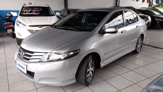 Honda City 1.5 Ex Flex Aut. 4p 2011