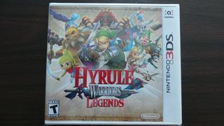 Hyrule Warriors Legends 3ds Nuevo Sellado