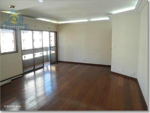 Apartamento Residencial À Venda, Jardim, Santo André. - Ap3696