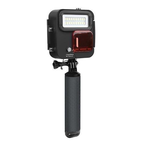 Caixa Estanque Led Shoot Xt-gp435 P/ Gopro Hero 7 6 5 4 3+