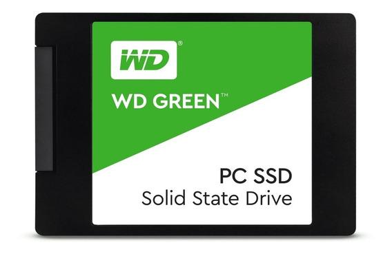 Ssd Wd Green 120gb - Wds120g2g0a