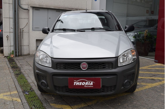 Fiat Strada 1.4 Mpi Hard Working Cd 2019