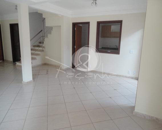 Casa Em Condomínio Fechado Para Venda Ou Locação Na Chácara Primavera. Imobiliária Em Campinas. - Ca00771 - 34796563