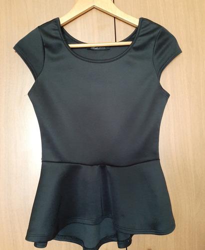 Imagen 1 de 2 de Blusa Negra