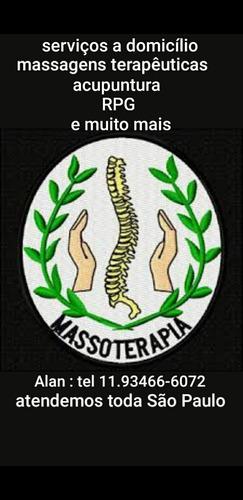 Imagem 1 de 5 de Massoterapia E Fisioterapia