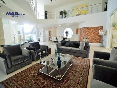 Casa Residencial À Venda, Acapulco, Guarujá - . - Ca0053