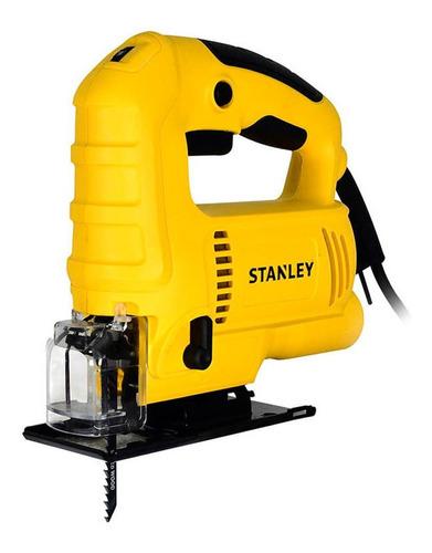Sierra Caladora 600w  Sj60k-b3 Stanley