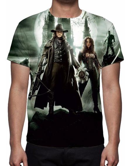 Camisa, Camiseta Filme Van Helsing - Estampa Total