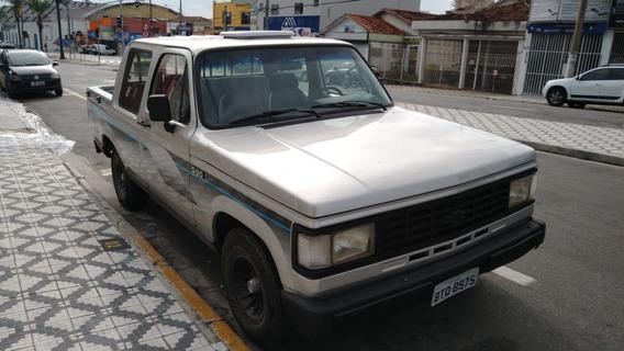 Chevrolet D-20 - Ano 1988 - Diesel