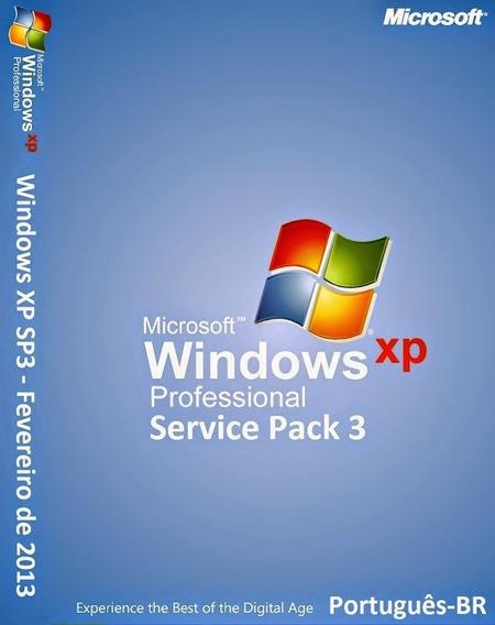 Windows Xp Com Ativador + Pacote De Drivers