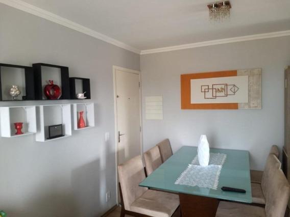 Lindo Apartamento No Condomínio Torres Do Caxambu Para Venda - Ap1774 - 34731033