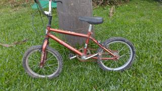 Bicicleta, Marca Miracle, Rodado 16