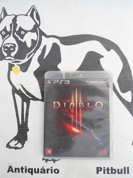 Diablo 3 Original Playstation 3