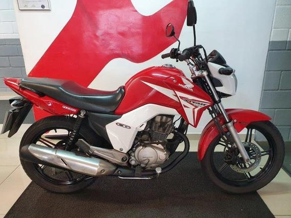 Honda Cg150 Titan Ex