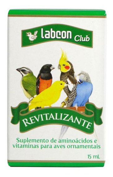 Suplemento Alcon Labcon Club Revitalizante 15ml