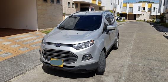 Ford Ecosport Titanium 2017- Único Dueño-18.000 Km- Automat