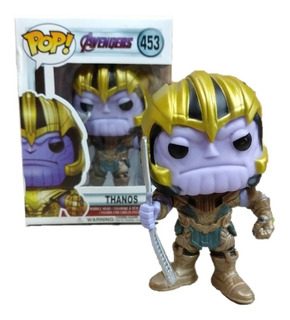 Thanos Funko Pop - Avengers End Game - Coleccionables
