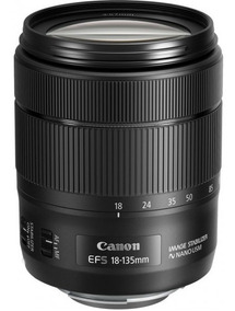 Lente Canon Ef-s 18-135mm F/3.5-5.6 Is Usm Nano - Nova !