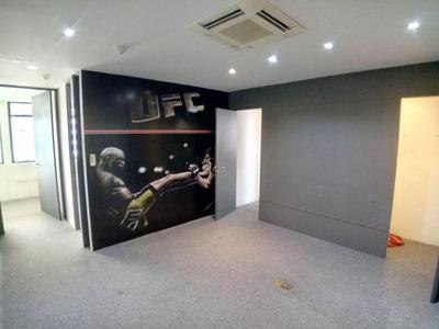 Sala Em Boa Viagem, Recife/pe De 120m² Para Locação R$ 5.125,00/mes - Sa109122