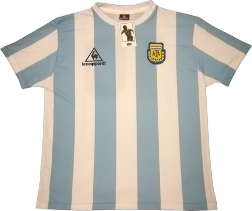 Jersey Argentina Retro Mexico '86 Local Maradona!!