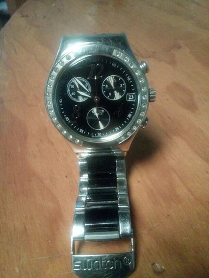 Reloj Swatch Irony Crono Ceramic-steel