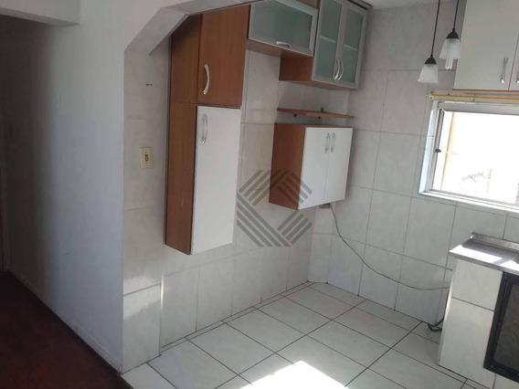 Apartamento Com 1 Dormitório À Venda, 50 M² Por R$ 130.000 - Centro - Sorocaba/sp - Ap8297