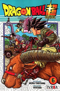 Super Dragon Ball #6