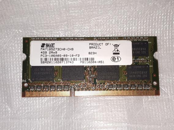 Memória Ram 4gb Smart 4gb 2rx8 Pc3-10600s-09-10-f2 Foto Real