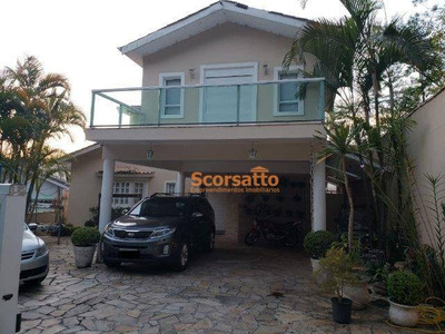 Casa Para Alugar Por R$ 5.000/mês - Jardim Europa - Itapecerica Da Serra/sp - Ca1535