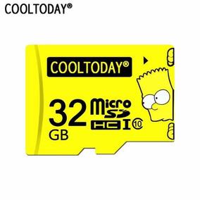 Micro Sd - Cartão De Memória -, 32gb E 64gb