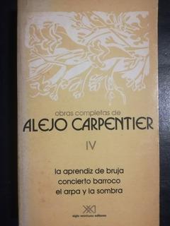 Obras Completas Vol. 4, Alejo Carpentier, Sxxi