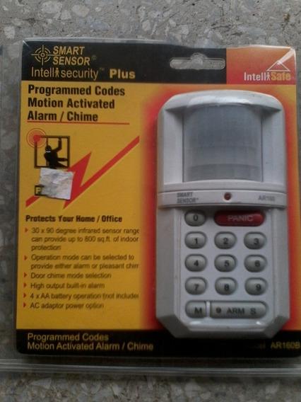 Alarma Inalambrica De Puerta Codificable De Sensor Infrarojo