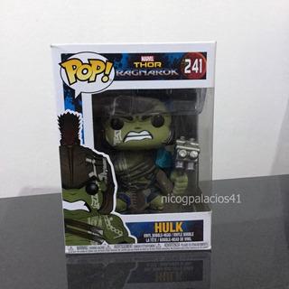 Funko Pop Hulk #241 Thor Ragnarok