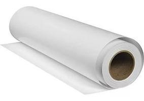 Papel Contact Branco Opaco Fosco Original Plavitec 10mx45 Cm