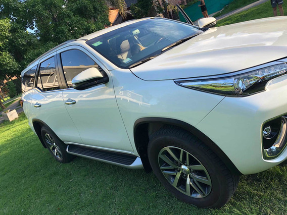 Toyota Sw4 4x4 Srx 7asientos At 2019 Nueva Titular Palermo
